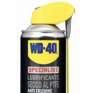 WD-40 Lubrificante secco al PTFE NSF