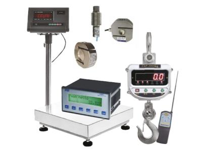 Celmi - celle di carico e strumenti per impianti di pesatura