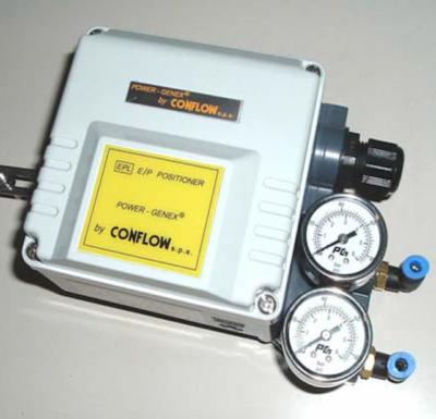 CONFLOW – posizionatore elettropneumatico per valvole di regolazione</br></br>