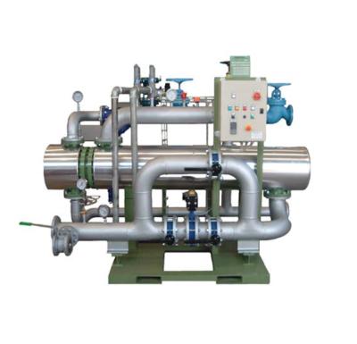 CONFLOW – scambiatori di calore per vapore e generatori di vapore indiretti per uso sanitario