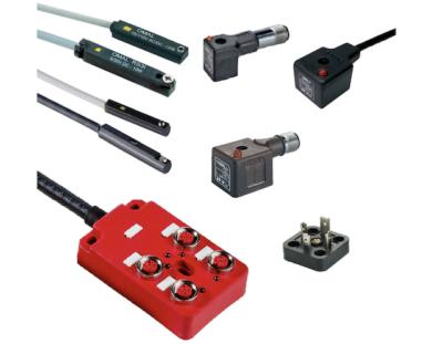 Omal connettori elettrici e sensori