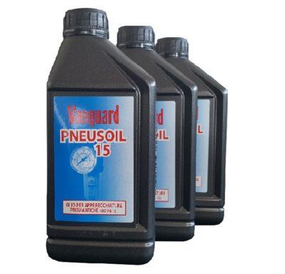 VANGUARD PNEUSOIL 15 – fluido lubrificante per circuiti pneumatici