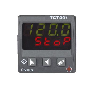 Contatore TCT201 in versione timer, contatore e tachimetro