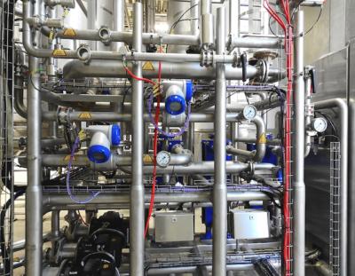 Piping per industria chimica, farmaceutica e alimentare