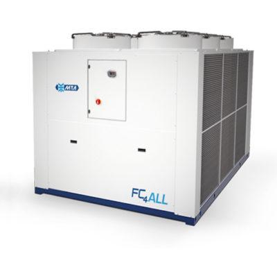 Refrigeratori acqua aria industriali FC4