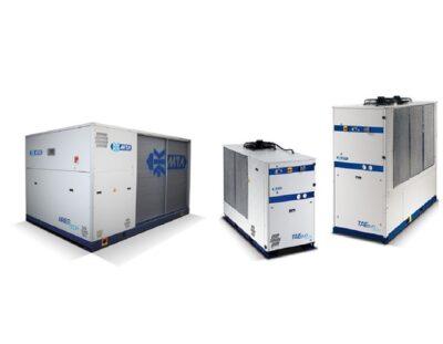 MTA - Refrigeratori per Acqua Industriali