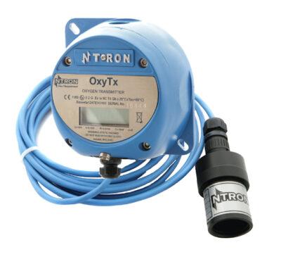 Misuratori ossigeno gasenz OxyTx 200 NTRON
