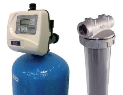 Apparecchiature per il trattamento delle acque potabili