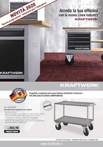 Kraftwerk Promo – linea Industry