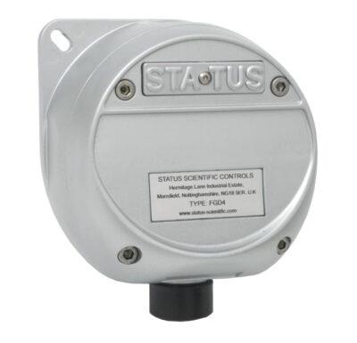 Analizzatori ossigeno e altri gas Status Scientific Controls