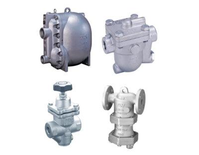 tlv componenti per impianti vapore