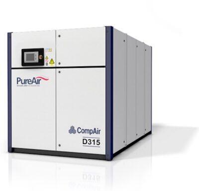 Compressori Oil Free Serie D da 75 a 315 KW