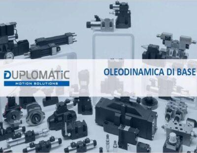 Duplomatic corso base di oleodinamica